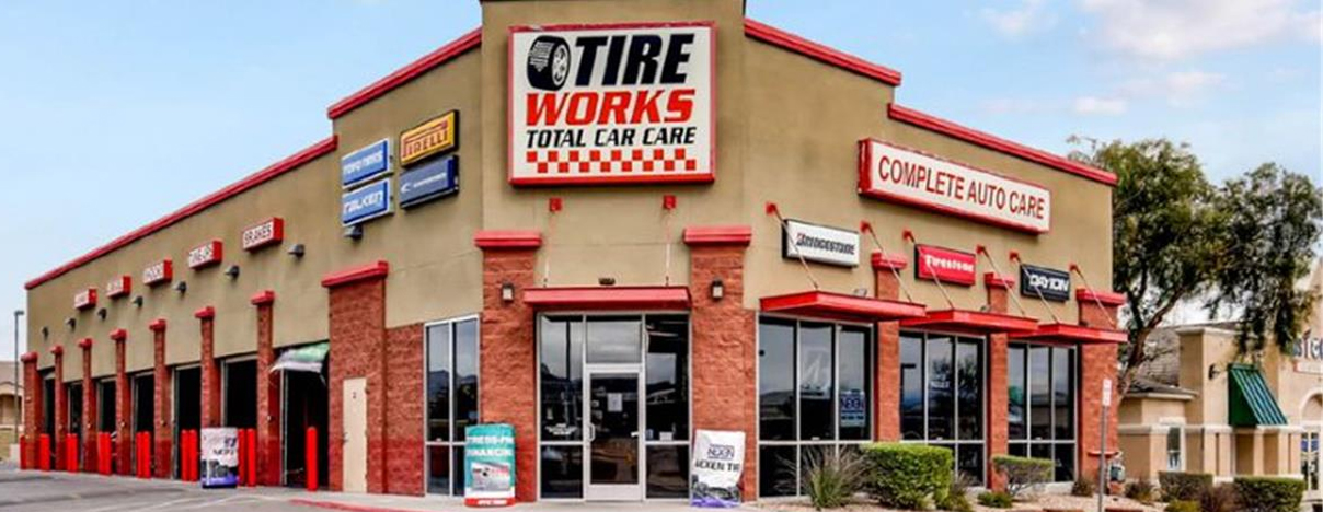 Tire Works Auto Care Shop