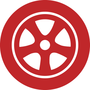 Shop For Tire Icon